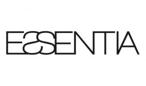 Logo Essentia, profumeria. Design by Luca Di Francescantonio